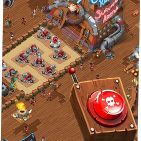Survival Arena Android Game Review Part 2