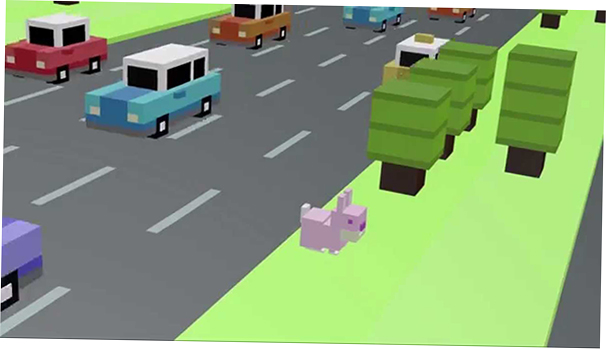crossy road 3d android
