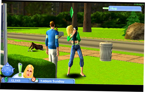 sims android mobile 3d
